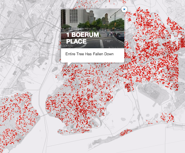 A Picture is Worth 1,000 Attributes: Infowindows with Google Street ...